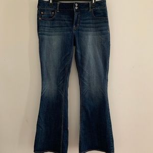 NWT American Eagle Outtfitters Denim Jeans 16 Long
